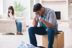 housing options in divorce