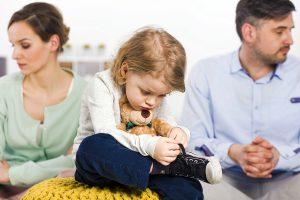 Divorce helps parents