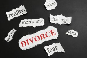 divorce and fear